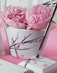 Cherry Blossom Collection - Weddingstar For the flower girl.