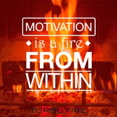 Keep your fire burnin'! #motivation #fitspo #fitness
