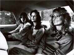 Charlie's Angels (Kate Jackson, Jaclyn Smith, Farrah Fawcett), 1970s.