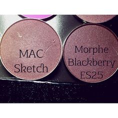 I finally found a dupe for MAC Sketch!!! My favorite MAC shadow and @morphebrushes makes one just like it! Yay :) :) They're $2 each (not including shipping) and here are a few I have :) #motd #instamakeup #igmakeup #beautiful #mua #makeupartist #weddingmakeup #bridalmakeup #makeupbyme #morphebrushes #morphegirl #morphe #macdupes #eyes #eyeshadow #color #art #artsy #artist #productname #dupe #macsketch #sketch #dupethat