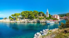 #travel #tips #Croatia #Adriatic #sea #Lošinj #island Croatian Islands, Spiritual Wellness, Group Travel, Fishing Villages, The Guardian, View Image, Continents, Travel Inspiration, National Parks