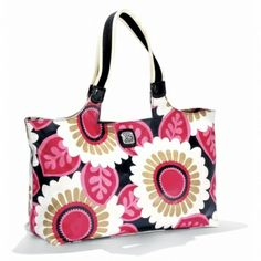 Gillyflower Tote  available at #Brighton