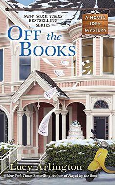 Off the Books (A Novel Idea Mystery) by Lucy Arlington http://www.amazon.com/dp/0425276678/ref=cm_sw_r_pi_dp_-XkJvb1XFCYY5
