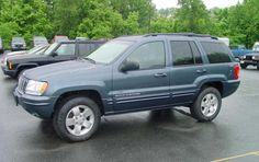 Crutchfield's guide to audio upgrades for the 1999-2004 Jeep Grand Cherokee #Jeep #CarAudio