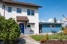 Stilvoll wohnen mit Seesicht - 4½-Zimmer-Eckhaus an ruhiger Lage