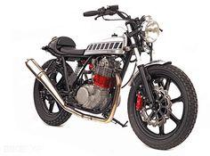 DEUS ODDJOB YAMAHA SR500 - via Bike EXIF