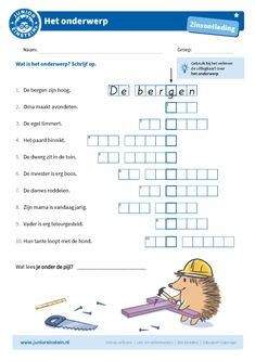 Spelling For Kids, Dutch Language, Au Pair, Home Schooling, Sensory Activities, Grammar, Montessori, Einstein, Homeschool