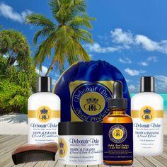 Tropical Paradise Grooming & Beard Care Kit | Debonair Duke – Debonair Duke