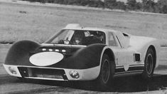 Ford Gt J Car In An Effort To Develop A Car With Better Aerodynamics And Lighter Weight It Was Decided To Retain The  Litre Engine But