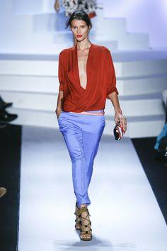 Diane von Furstenberg Spring 2011