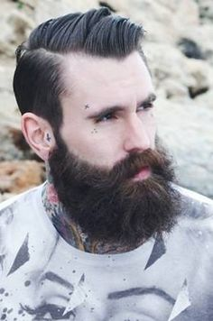 These Are The Trendiest Men's Beard Styles