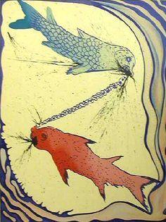 Salvador Dali, Pisces