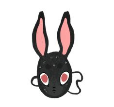 The Black Hare on Behance
