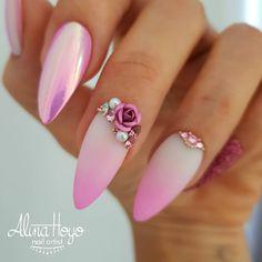 #alinahoyonailartist#jetsetbeauty#nails #nailsoftheday #nails2inspire_? #nailsofinstagram #nailstagram #nailpolishaddict #nailpolish…
