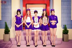 EXID Reveal Group Photo For Comeback ~ Daily K Pop News