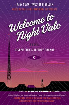 There are few places on earth like Night Vale—for which we should all be deeply grateful. Night Vale is the creation of Joseph Fink and Jeffrey Cranor, originally introduced in their podcast, Welco. Night Vale, New Books, Good Books, Books To Read, Twin Peaks, Cecil Baldwin, King City, Thing 1, Ghosts