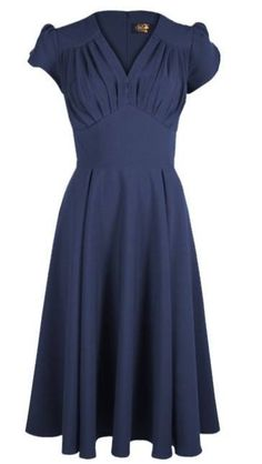 """Un """"outfit"""" de domingo que se pondría cualquier chica de clase media de finales de los años 40... HistoriadelaModaylosTejidos"""