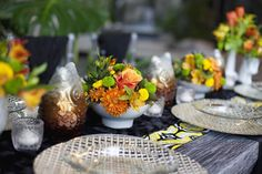 Retro 70′s inspiration | With Love Weddings