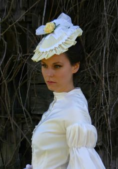 New and Featured Hats from Recollections Civil War Hairstyles, Hair Styles, Hats, Fashion, Hair Plait Styles, Moda, Hat, Fashion Styles, Hair Makeup