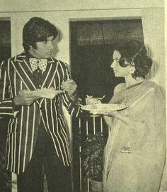 #Rekha #AmitabhBachchan