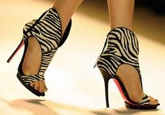 These are gorgeous.... and i don't care for animal prints.