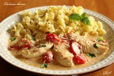 Macaroni And Cheese, Chicken, Meat, Ethnic Recipes, Cooking, Mac And Cheese, Cubs, Kai