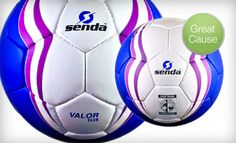 Groupon - Soccer Balls Handmade by Fair-Trade Workers from Sendra Athletics (Up to $ 25.94 Off). Four Options Available.. Groupon deal price: $17.00