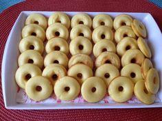 Amerikai mini fánk Mini Donuts, Doughnut, Petra, Minion, Recipies, Muffin, Food And Drink, Apple, Cookies