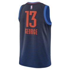 fe4ae4738e1d Paul George Statement Edition Swingman (Oklahoma City Thunder) Men s Nike  NBA Connected Jersey