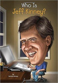 """Read """"Who Is Jeff Kinney?"""" by Patrick Kinney available from Rakuten Kobo. Even as a kid, everyone thought Jeff Kinney was talented. People loved his drawings, and when he went to college, his co. Wimpy Kid Series, Wimpy Kid Books, Kids Book Series, Jeff Kinney, New Children's Books, Read Books, Quotes For Kids, Kid Quotes, Nonfiction Books"""
