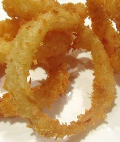 Onion Rings - I think these are the best onion rings on the planet!