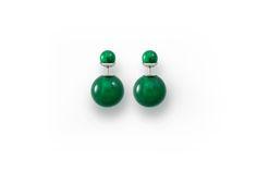 """""""mise en dior"""" earrings - Accessories Dior"""