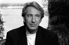 """Alan Rickman talks about acting and """"Robin Hood: Prince of Thieves"""" (1991)"""