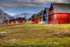 Norway's view - Spitsbergen, Svalbard by Michele Galante, via 500px