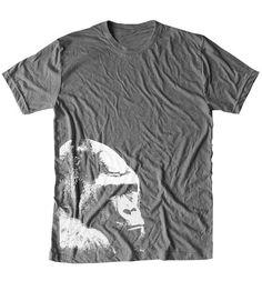 Jackie Woods Collection - Gorilla Men's Tee