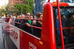 From USD $35.00 New York Hop-On Hop-Off Downtown Tour
