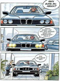 Die 33 besten Bilder von BMW | Fanny pics, Funny images und Funny