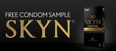 The Freebie Connection: FREE Skyn Condom Sample