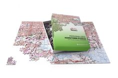 This Personalized Hometown Map Puzzle features your hometown mapped in a jigsaw puzzle! Makes a great personalized housewarming gift or for any holiday. Anniversary Plans, 1st Wedding Anniversary Gift, One Year Anniversary Gifts, Personalized Housewarming Gifts, Personalized Anniversary Gifts, Happy Anniversary Messages, Personalised Jigsaw Puzzle, Personalized Wind Chimes, Map Puzzle