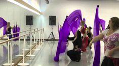Workshop Veil poi in Paris with Feriel Rodriguez