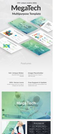 "Check out my @Behance project: ""MegaTech Multipurpose Google Slide Template"" https://www.behance.net/gallery/60007355/MegaTech-Multipurpose-Google-Slide-Template"
