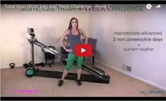 gym workout weight loss nutrition health and fitness Total Gym Trainer Maria Sollon has created the ultimate four-week thighs challenge to get your legs ready for the spring and summer. Total Gym Workouts, Gym Workouts Women, At Home Workouts, Daily Workouts, Thigh Challenge, Workout Challenge, Challenge Week, Plank Challenge, Workout Plan For Men