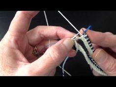 Corrugated Ribbing - YouTube