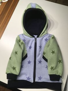 Produktfoto für Schnittmuster MiniJaWePu von Schnabelina Nike Air Max, Babys, The North Face, Yellow, Jackets, Fashion, Toddler Christmas, Toddlers, Sewing Patterns