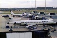 Australian Airlines Boeing 727-276 (VH-TBN)