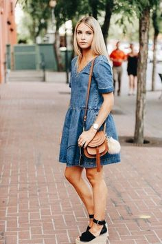 56 trending short outfits ideas you need to try 21 Spring Summer Fashion, Spring Outfits, Short Outfits, Cute Outfits, Models Prefer, Moda Casual, Passion For Fashion, Dress To Impress, Casual Dresses