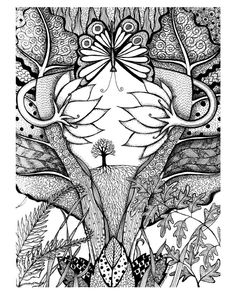 """New Life"" print, birth art"