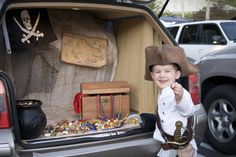 Violently Happy: Trunk or Treat