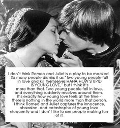 I'm writing a Romeo and Juliet essay, on who is a better suitor for juliet.?