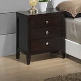 Found it at Wayfair - Lily 3 Drawer Nightstand